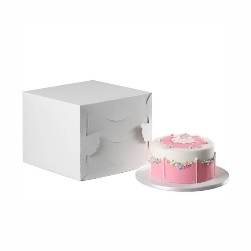 Scatola torta monumentale cm 31