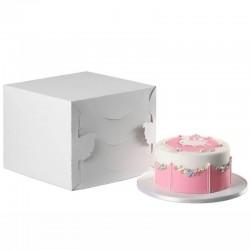 Scatola torta monumentale cm 41