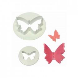 Farfalla tagliapasta cutter - 2 pz