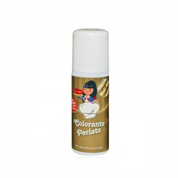 Oro perlato ml 50 spray azofree