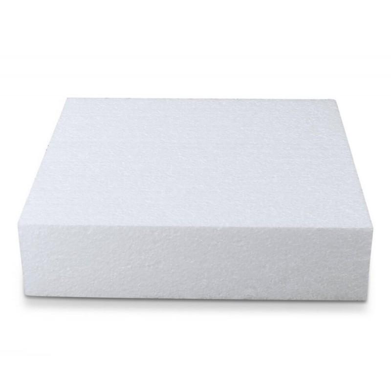 Base in polistirolo cm 45 x 45 - h mm 100
