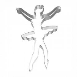 Ballerina  cm 11 tagliapasta inox