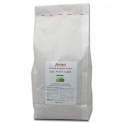 Farina di Frumento 0 Manitoba Biologica 5 Kg *