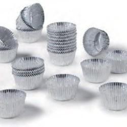Pirottini in alluminio ø mm 25 - 40 pz