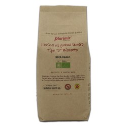 Farina di Frumento tipo 0 Biscotto 140 w Biologica *