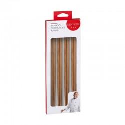Bacchette in bambù Ken Hom - 4 paia