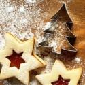 Abete di Natale tagliabiscotti inox