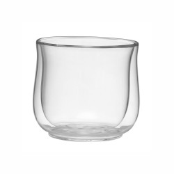 Bicchierino finger food in vetro termico ml 120