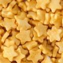 Stelline dorate in zucchero
