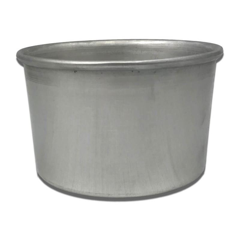 Stampo alto in alluminio ø cm 18 h cm 12