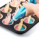 Divisori per muffin e cupcake