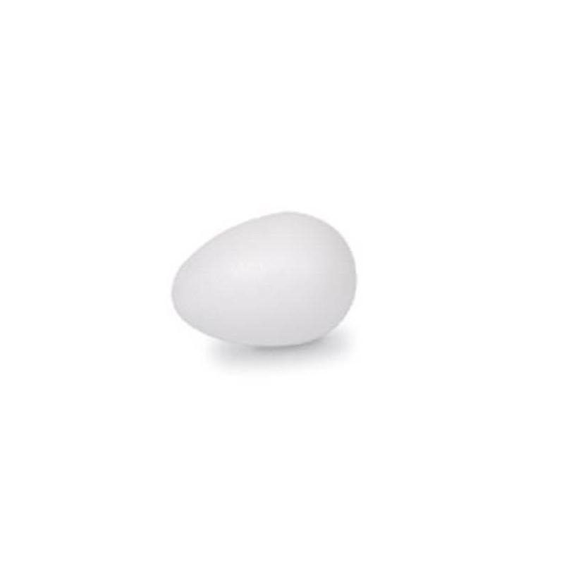 Polistirolo sagoma uovo mm 30 x 20