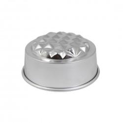 Stampino diamante in alluminio ø cm 10