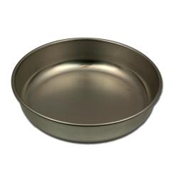 Tortiera per Sacher ø cm 24 h cm 4 - alluminio