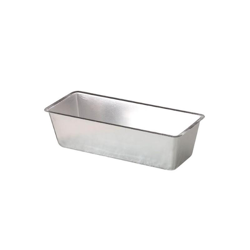 Mini plumcake o panfrutto in alluminio cm 14