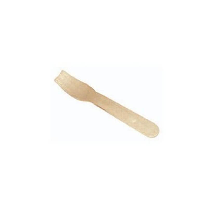Palettine in legno da gelato - 100 pz