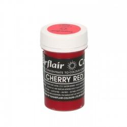 Cherry red rosso ciliegia alimentare pasta concentrata