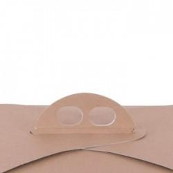 Scatola rettangolare torta cm 41x51 h cm 10