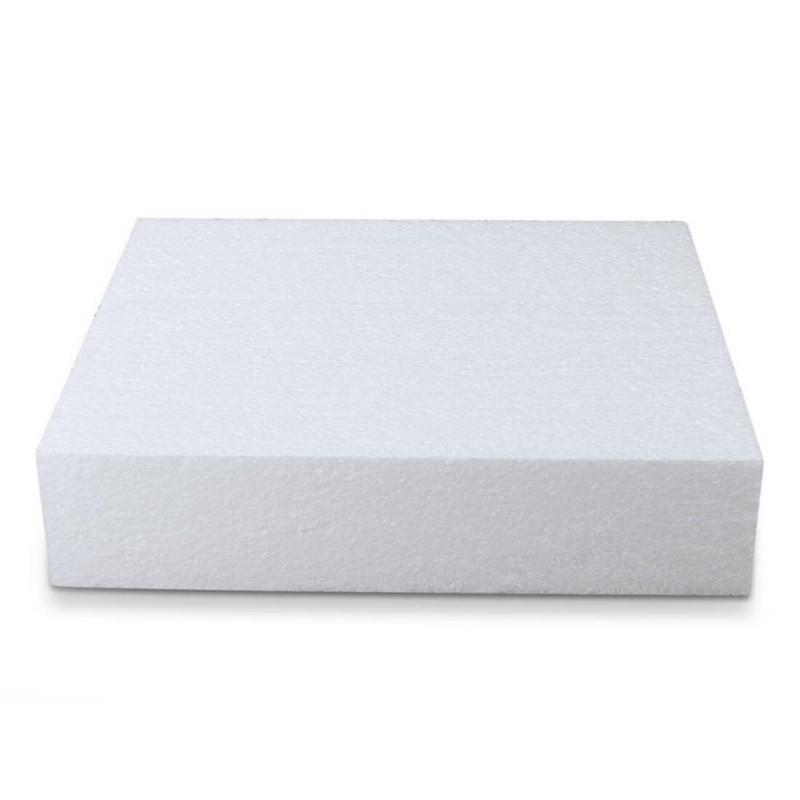 Base in polistirolo cm 60 x 60 - h cm 10
