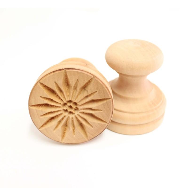Corzetto in legno di pero - stella