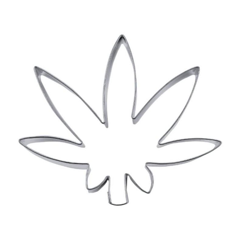 Wasserlilie Ninfea mm 75 tagliabiscotti inox