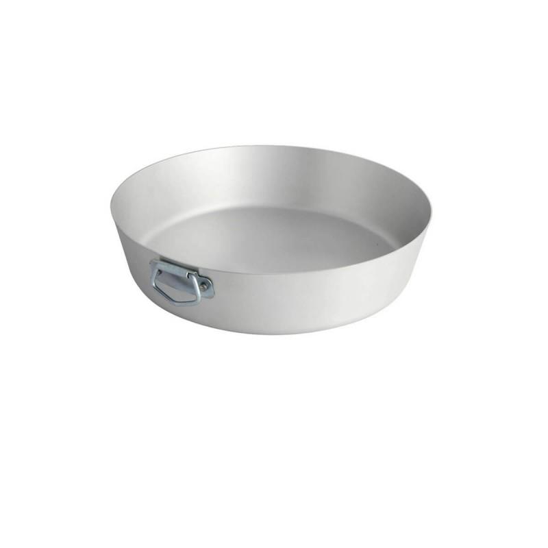 Tortiera conica alta ø cm 20 - alluminio