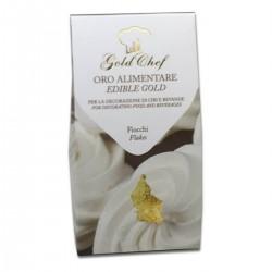 Fiocchi oro 23 Carati commestibile - E175 - 100 mg
