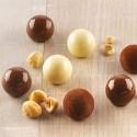 Stampo cioccolato Tartufino EasyChoc Silikomart