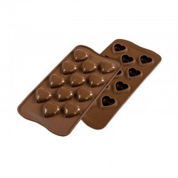 Stampo cioccolato My love EasyChoc Silikomart