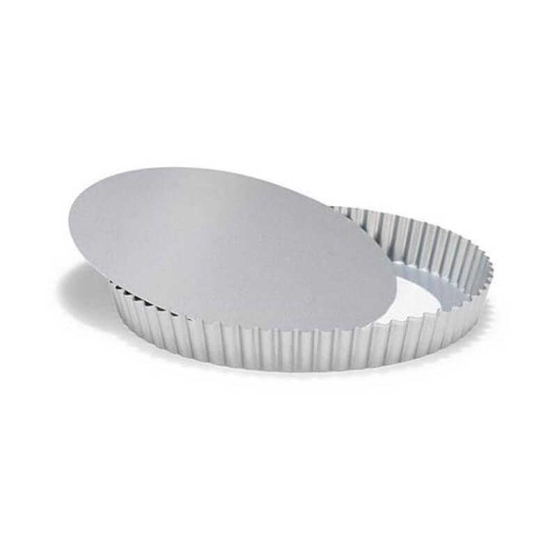 Crostata Silver Top ø cm 24 fondo sollevabile