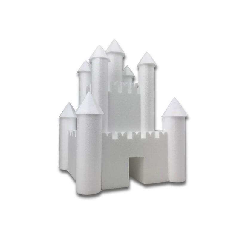 Castello kit in polistirolo - 28 pezzi