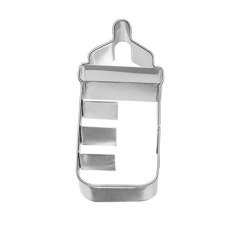 Biberon mm 75 tagliabiscotti inox