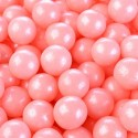 Perle rosa in zucchero ø mm 9 - 125 g
