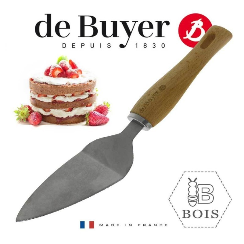 Coltello taglia torta B BOIS De Buyer