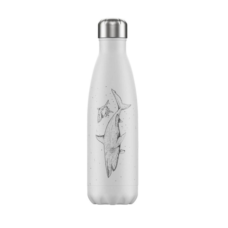 Chilly's Bottle 500 ml Sea Life Shark
