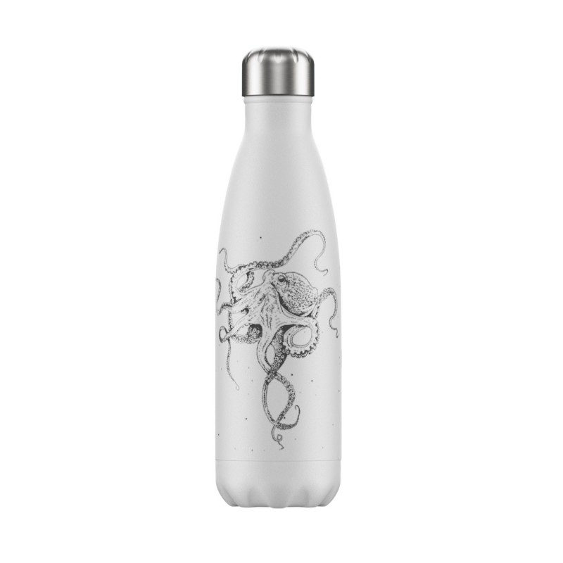 Chilly's Bottle 500 ml Sea Life Octopus