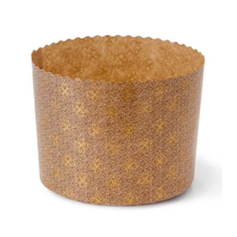 Panettone monouso kg 1,5 - 4 pezzi