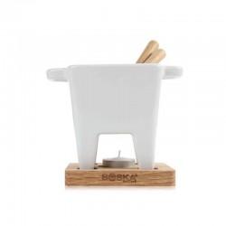 Tapas fondue Bianco BOSKA