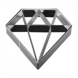 Diamante cm 6 tagliabiscotti inox