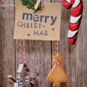 Stella di Natale mm 105 tagliabiscotti inox