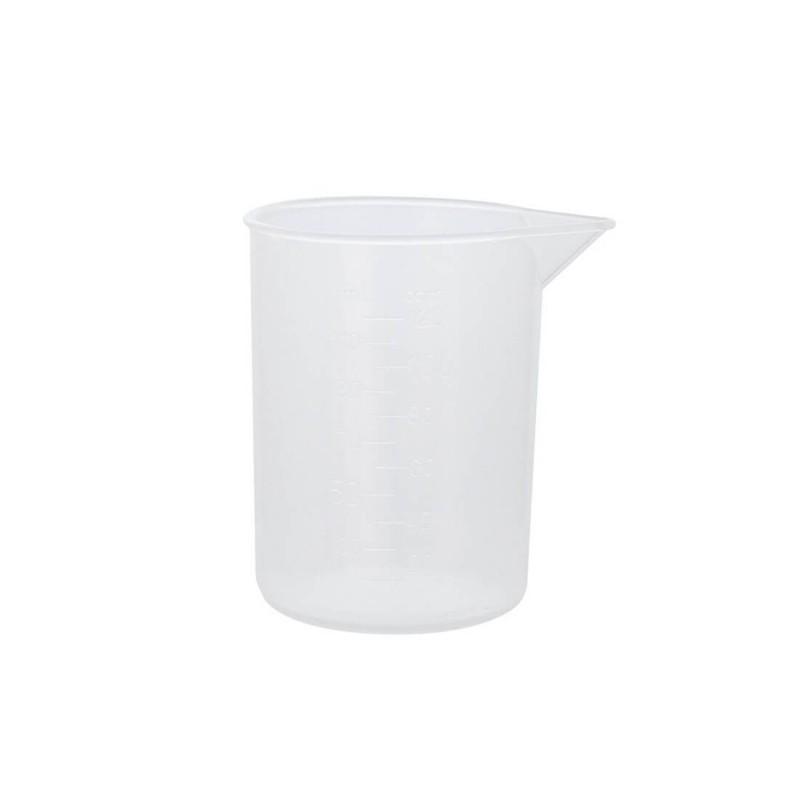 Caraffa graduata in plastica con beccuccio - ml 120