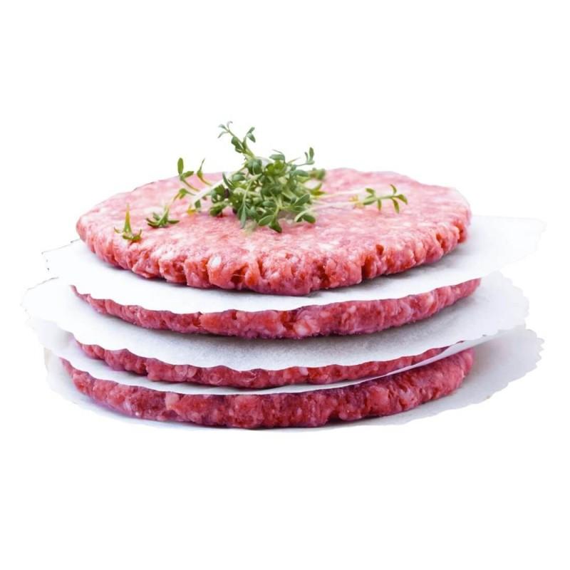 Dischi in carta separa hamburger