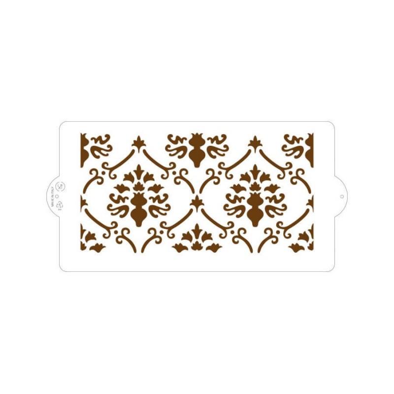 Stencil Barocco cm 15 x 30