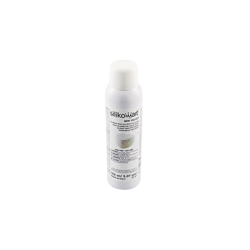 Velly velvet spray bianco - ml 150
