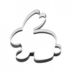 Coniglio in corsa mm 62 tagliabiscotti inox