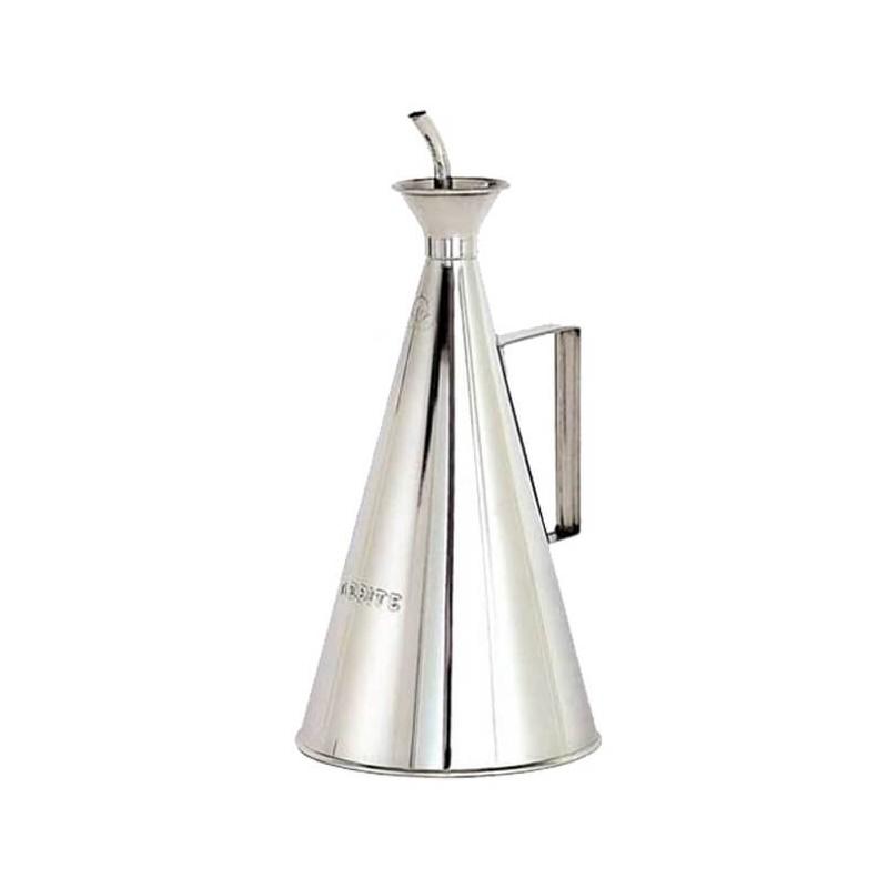 Oliera antigoccia in acciaio inox - ml 500