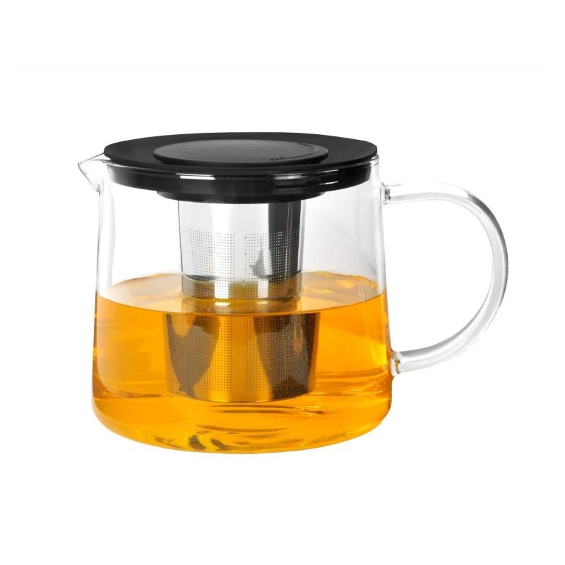 Teiera in vetro con filtro - lt 1