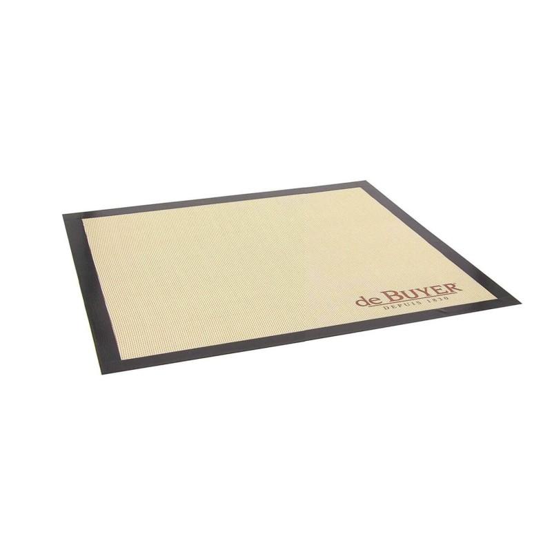 Tappetino in fibra e silicone mm 520 x 315 de Buyer