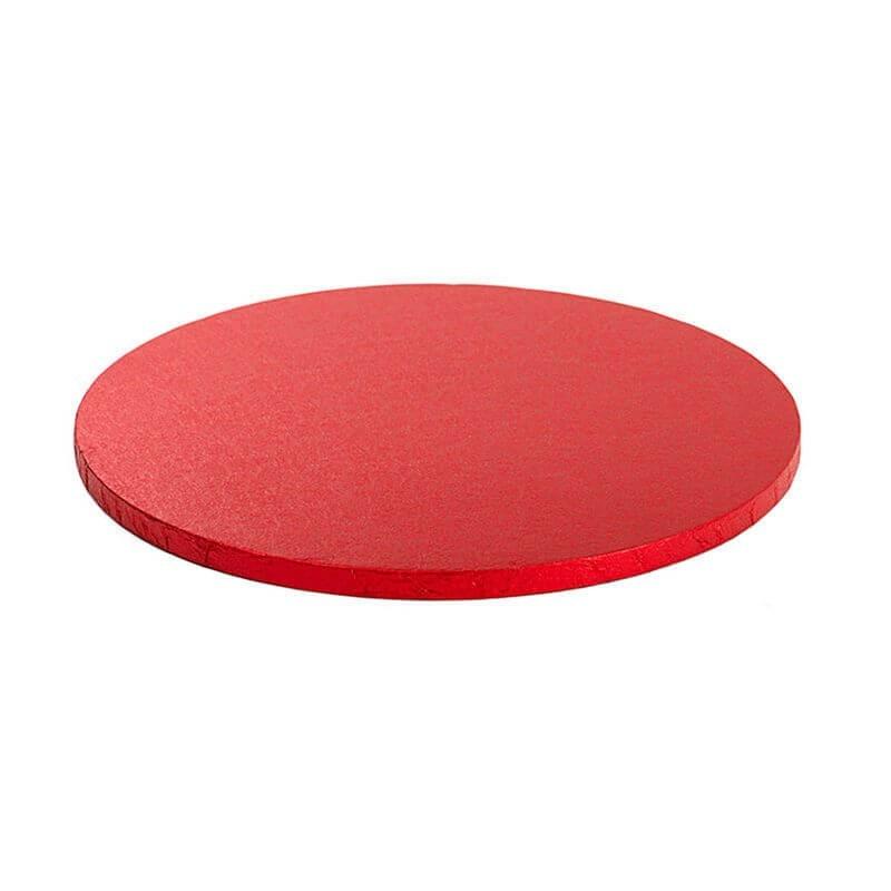 Cakeboard rossa ø cm 40 h mm 12