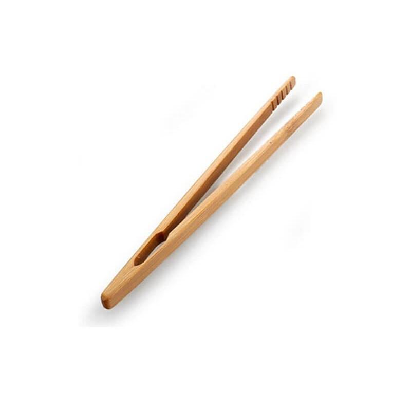 Pinza in bambù cm 18